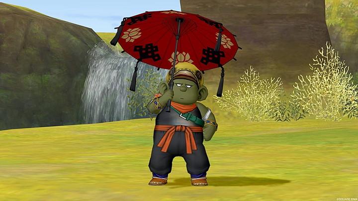 カンフー番傘